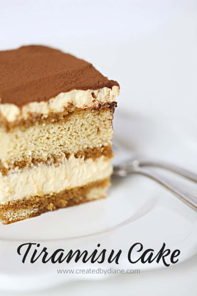 Lady Finger Tiramisu Cake Recipe : finger, tiramisu, recipe, Tiramisu, Created, Diane