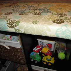 Diy Chair Cushion No Sew Poang Rocking Bench Sewing Created By Laura Butts
