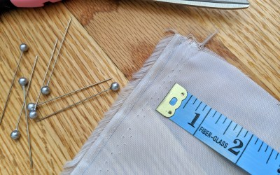 The Basics of Sewing: How to Cut and Measure Your Piece