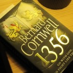 Bernard Cornwell's historical fiction book - 1356