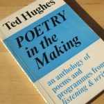 Book - Poetry in the Making by Ted Hughes