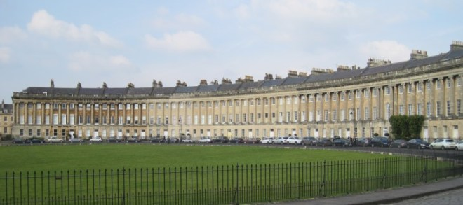 The Royal Crescent - Bath