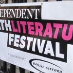 Bath Literature Festival banner
