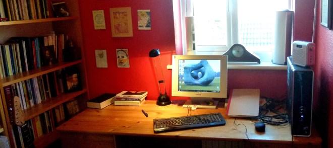 Roy's office