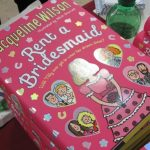 Jacqueline Wilson's new book - Rent a Bridesmaid