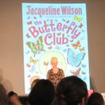 Jacqueline Wilson at Cardiff Children's Literature Festival