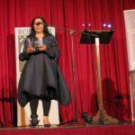 Imtiaz Dharker reading poetry