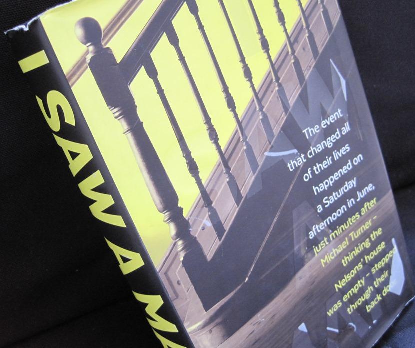 Book - I Saw A Man