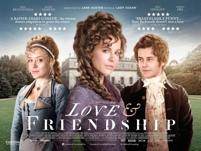 Love and Friendship film poster