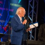 Roger McGough, poetry at Hay Festival
