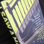 Book: I Saw A Man by Owen Sheers