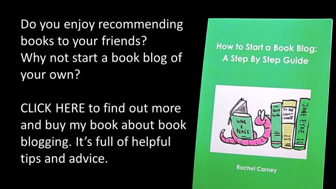 how to start a book blog advice