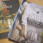 books tracy-chevalier-and-simon-armitage