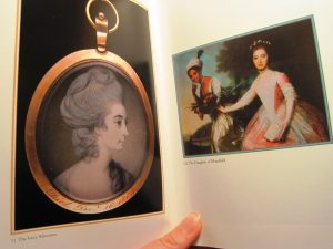 The Ivory Miniature & The Daughter of Mansfield