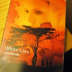 Book - White Lies by Lynn Mitchell