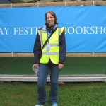 hay festival steward - me