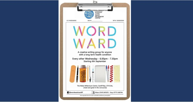 word ward writing group