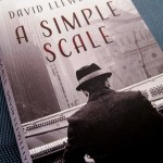 Book - A Simple Scale by David Llewellyn