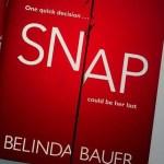 Book - Snap by Belinda Bauer