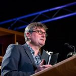 Simon Armitage, photo by Chris Athanasiou