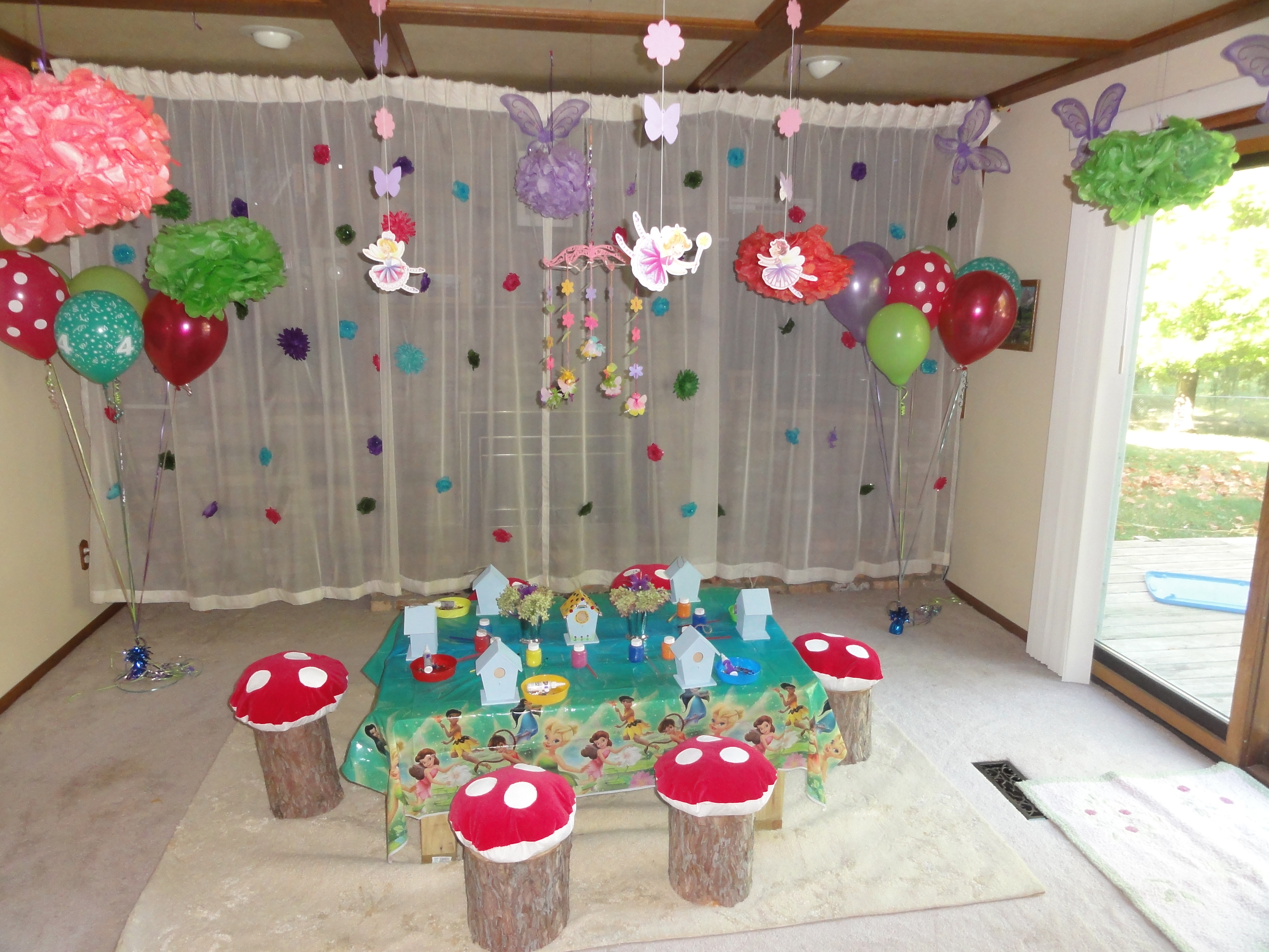 Garden Fairy & Enchanted Forest Party CREATIVE INSPIRATIONS