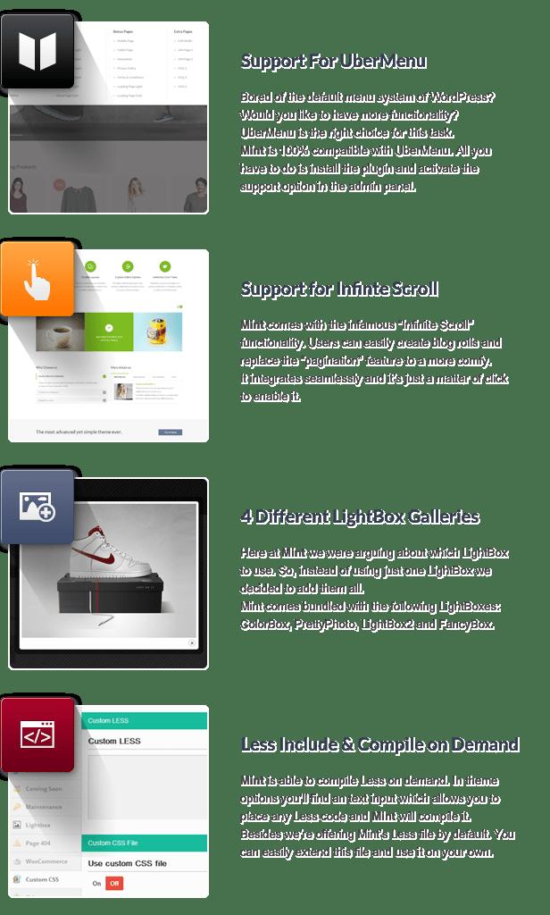 Mint - Responsive Multi-Purpose WordPress Theme - 17