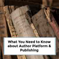 Chad R. Allen on Publishing Trends - 007
