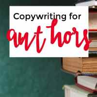 Copywriting for Authors: Four Steps to Selling More Books