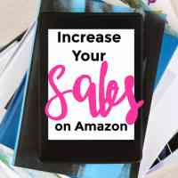 How to Increase Your Sales Rank on Amazon