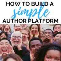 How to Set Up a Basic Author Platform