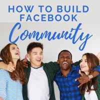 How to Foster Community in FB Groups