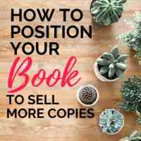 Writing to Market: How to Position Your Book for Sales