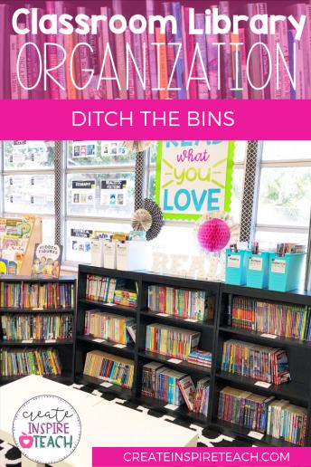 CLASSROOM organization system ditch the bins pinterest