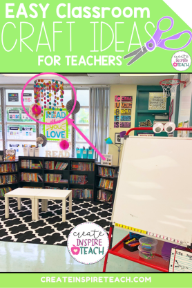 3 DIY Decorations for your classroom