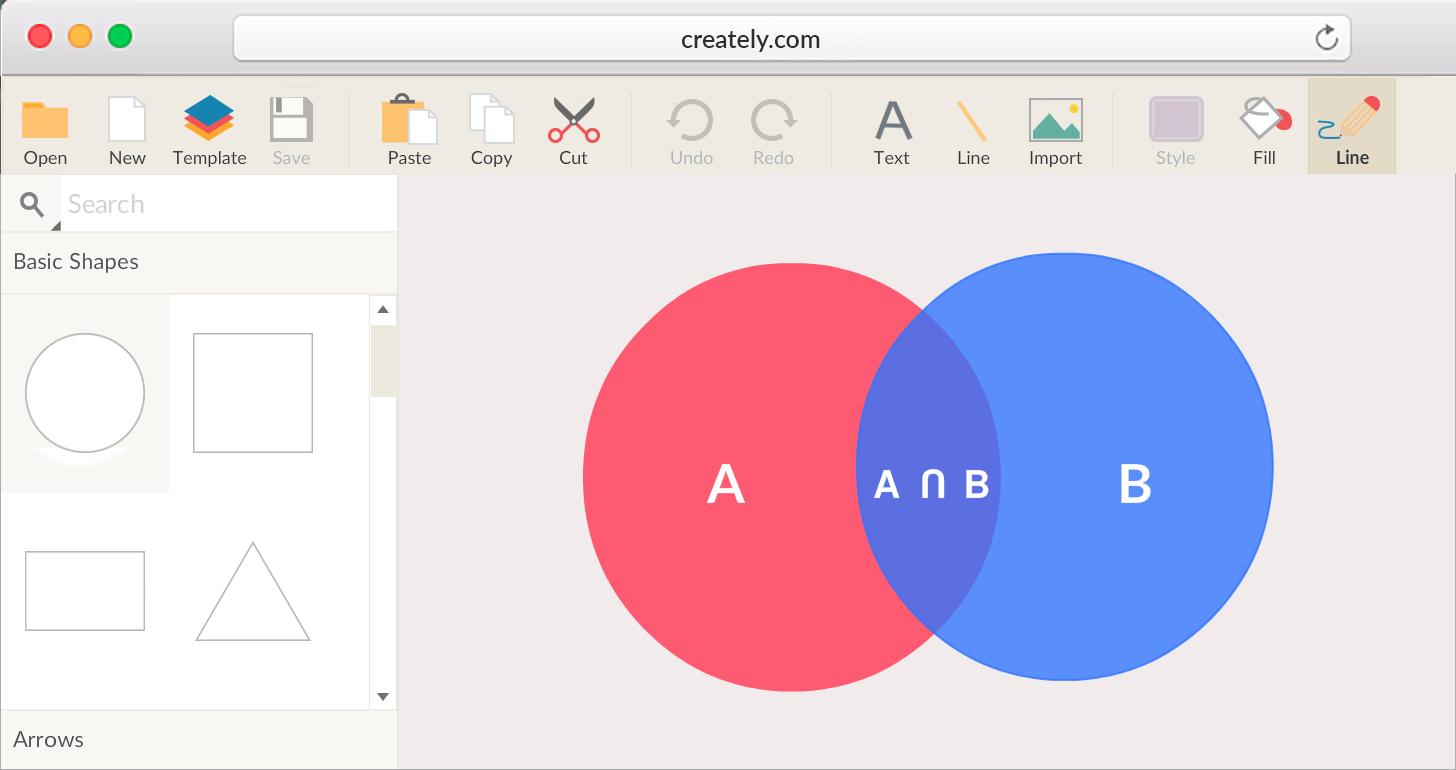 online venn diagram maker