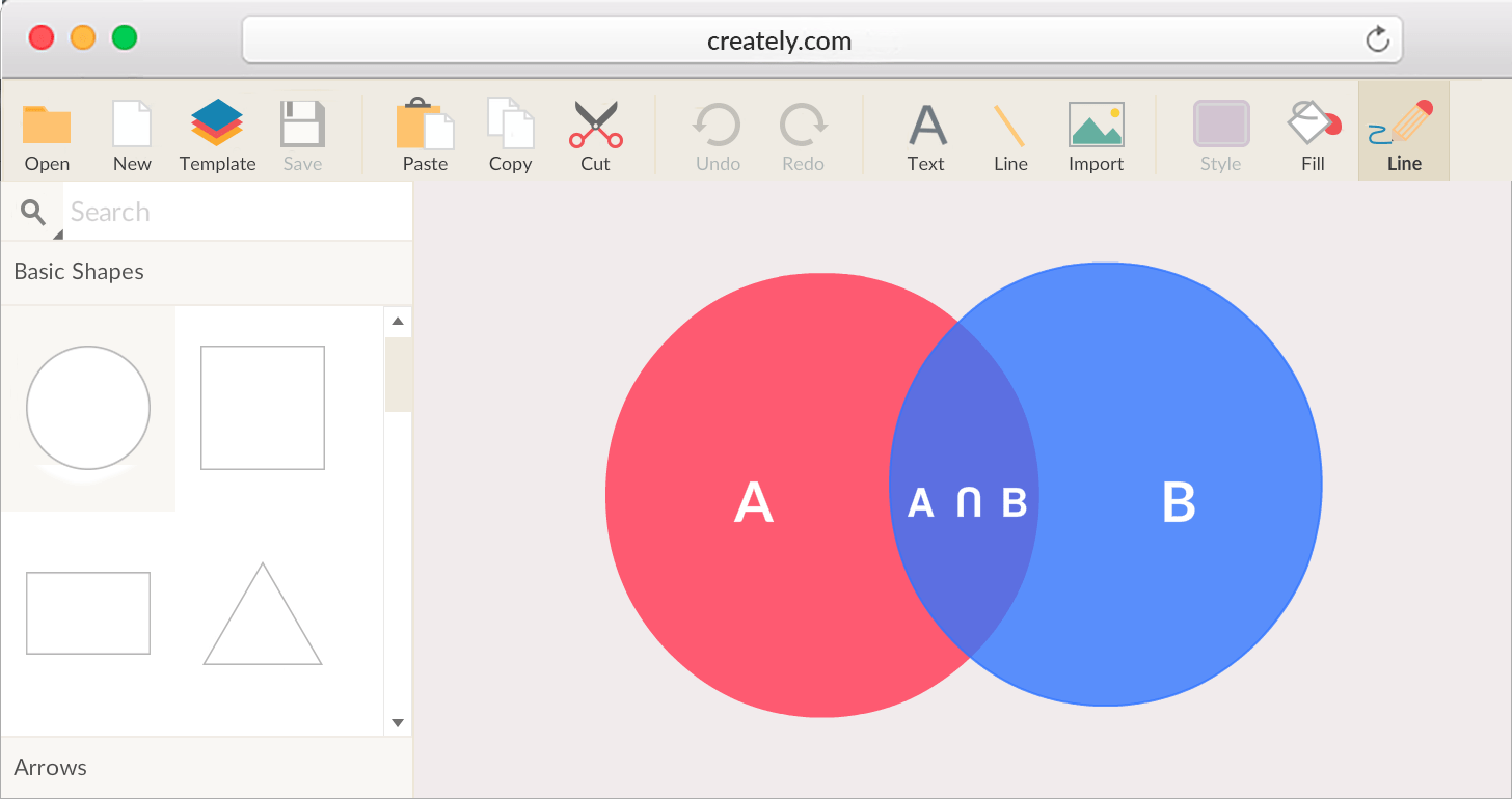 hight resolution of venn diagram maker with venn diagram templates to get started