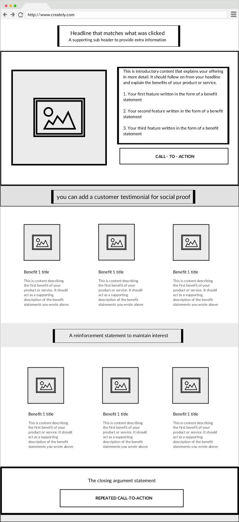 free online wireframe