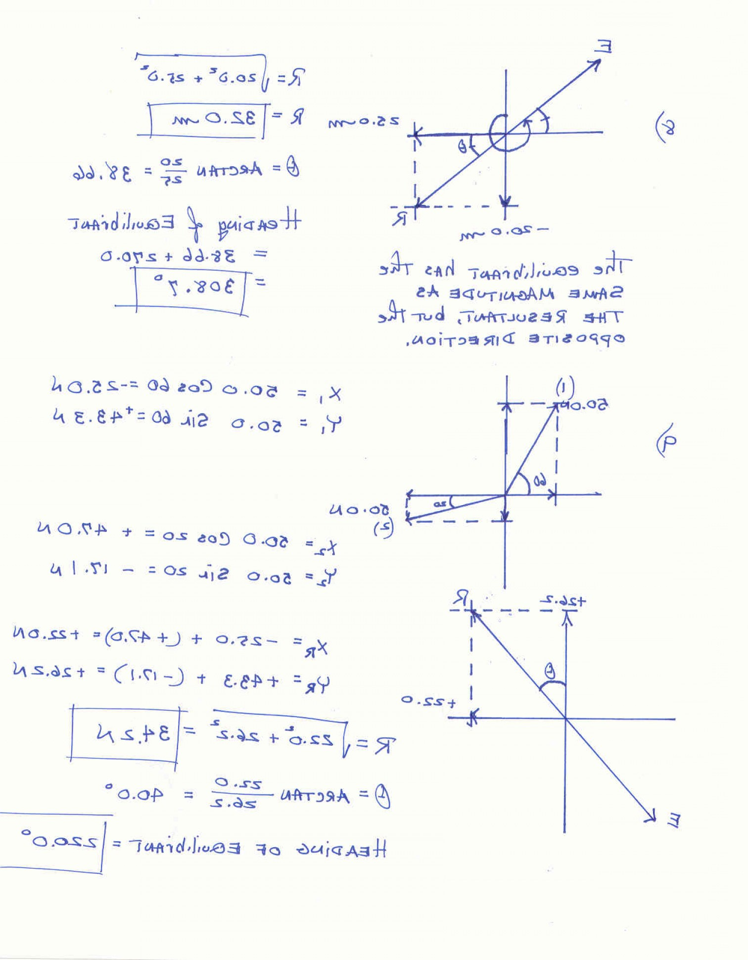 Vector Addition Worksheet Answer Key : vector, addition, worksheet, answer, Worksheet, Introduction, Vectors, Angles, Answer, CreateMePink