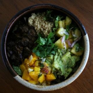 Mexican Tropical Salad