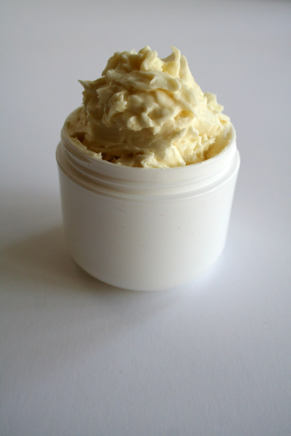Mint Chocolate, Chocolate Almond, and Basic Body Butter - This luxurious body butter is easy to make. It is all natural, so it is good for your skin.