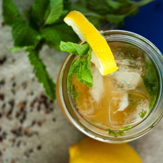 Chipotle Mint Lemonade