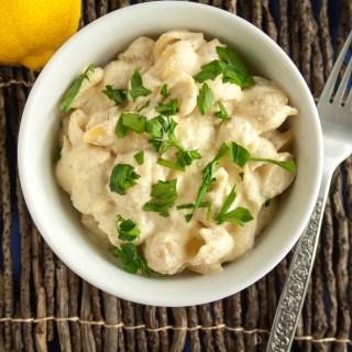 Lemon Garlic Pasta