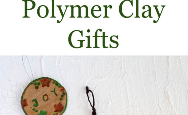 How To Make Personalized Polymer Clay Gifts Create Mindfully