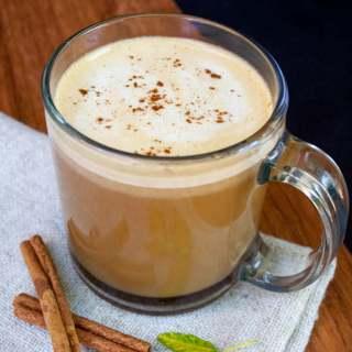 Vegan Pumpkin Spice Latte