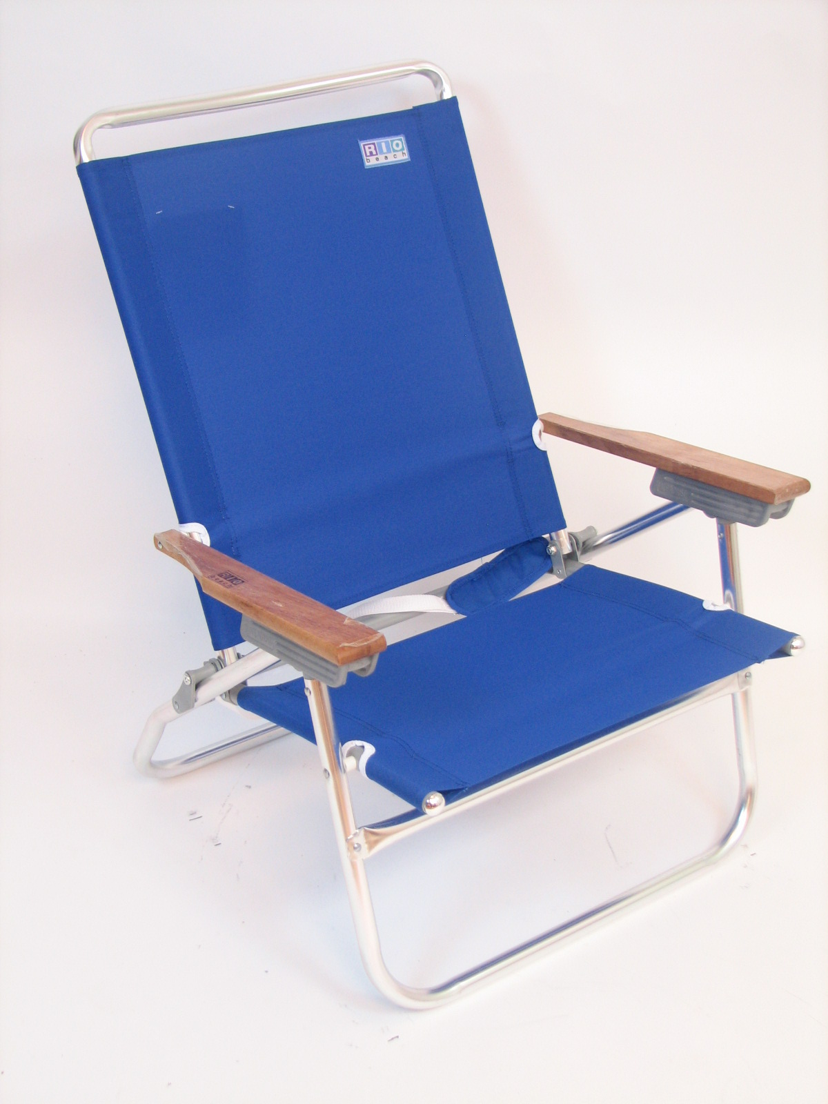 rio beach chairs for sleeping imprinted 4 position easy in out