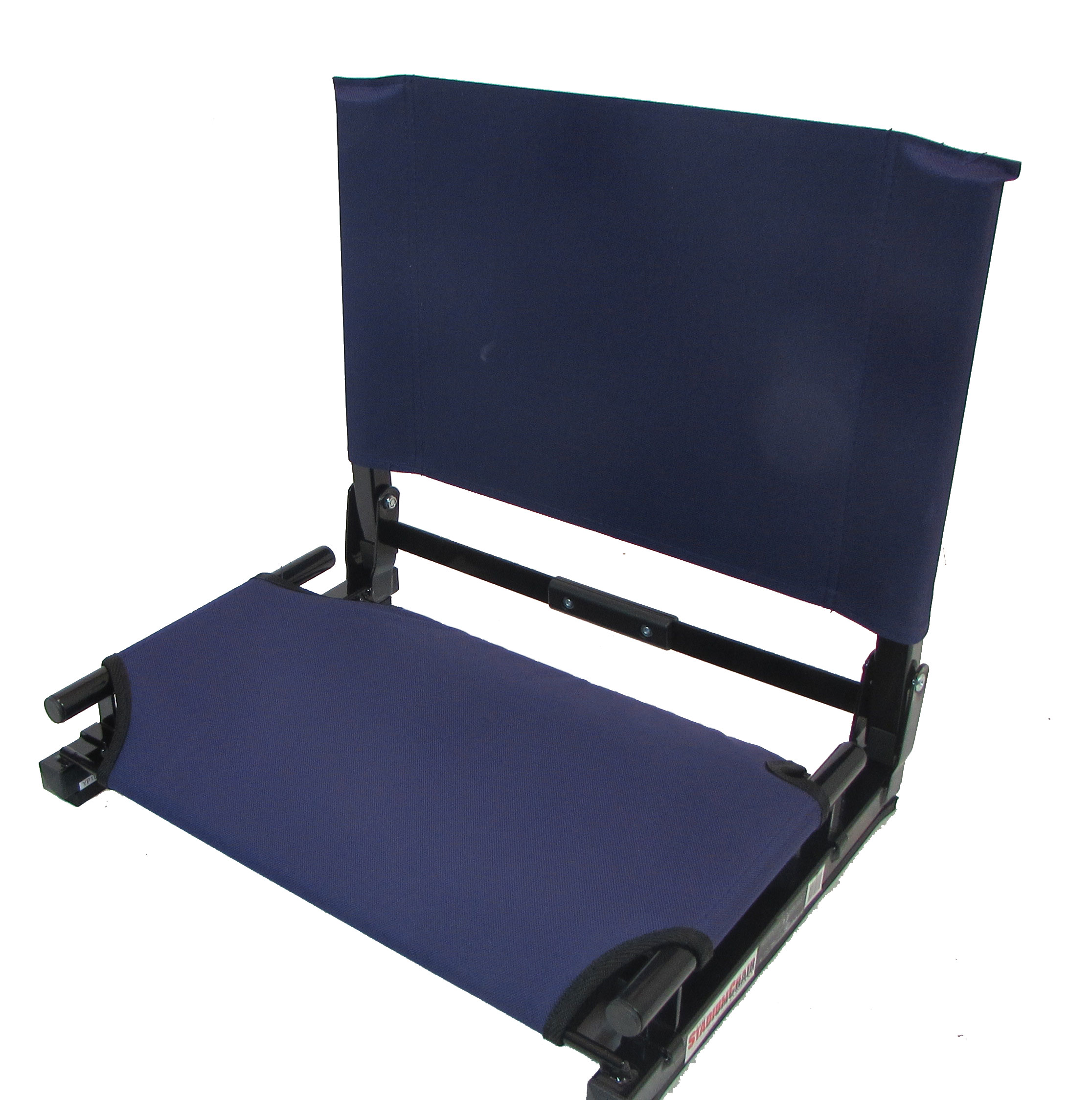 stadium chair for bleachers potty chairs larger toddlers imprinted gamechanger bleacher seat with