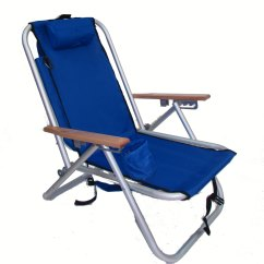Custom Beach Chairs Types Of Couches And Imprinted Personalized Aluminum Backpack Chair By Rio