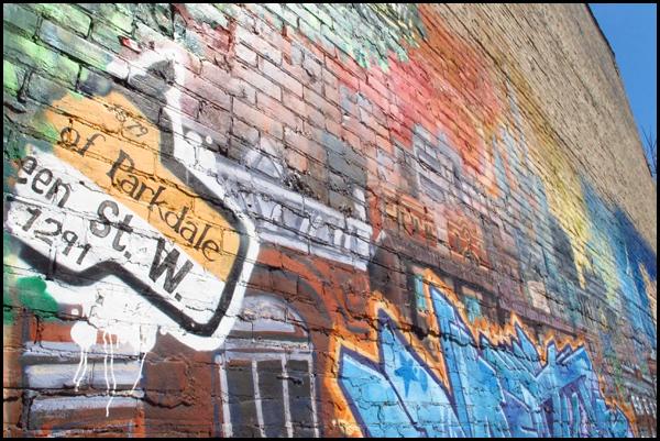 Parkdale Mural