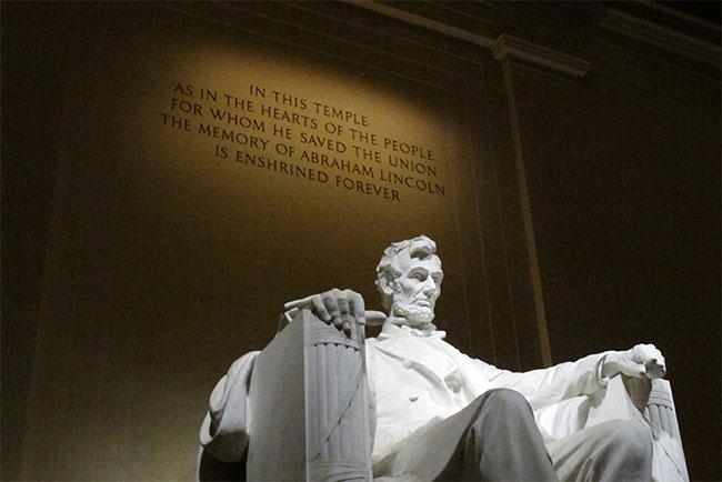 Lincoln Memorial 4