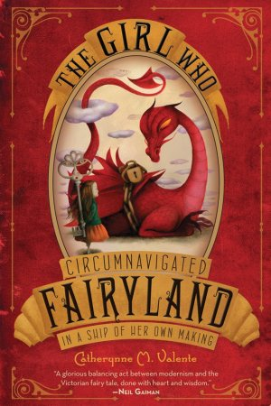 Featured image for The Girl Who Circumnavigated Fairyland in a Ship of Her Own Making